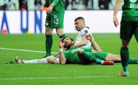 Burak Yılmaz'dan son 3 maçta 3 gol, 1 asist