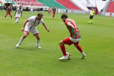 TFF 3. Lig: Diyarbekirspor: 2 - Cizrespor: 1