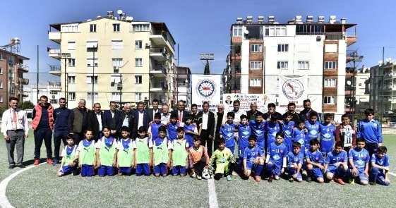 Başkan Uysal'dan Eğitim, Yaşam ve Spor Merkezi projesi