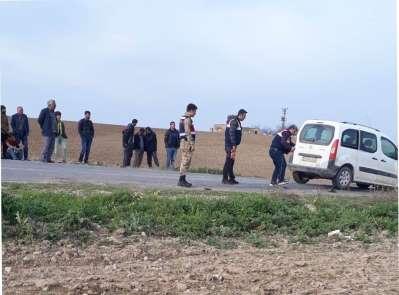 Mardin'de kaza: 1 ölü, 1 yaralı