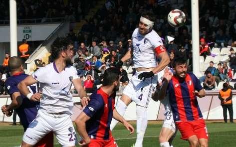 TFF 3. Lig: Yeni Orduspor: 2 - Düzcespor: 0