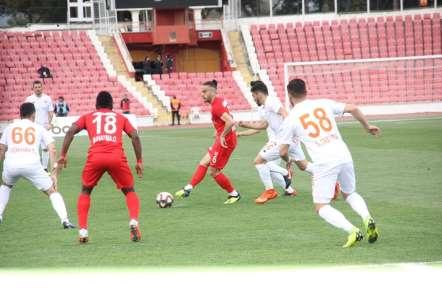 Spor Toto 1. Lig: Balıkesirspor Baltok: 1- Adanaspor: 0