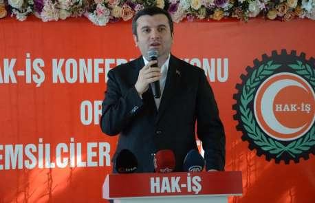 Dışişleri Bakan Yardımcısı Kıran: 'Cumhur İttifakı'nın oy devşirmek için yapıldı