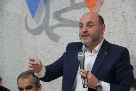 Başkan Çetinbaş'tan CHP'li Kasap'a: 'Halkın tokatıyla sokağa çıkacak haliniz kal