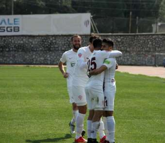 TFF 2. Lig: İnegölspor: 2 - Hacettepe: 0