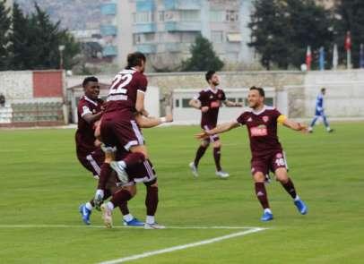 Spor Toto 1. Lig: Hatayspor: 4 - Eskişehirspor: 0