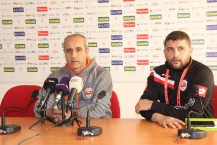 Balıkesirspor Baltok - Adanaspor maçının ardından