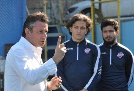 Celil Hekimoğlu: 'Seneye 2. Ligdeyiz'