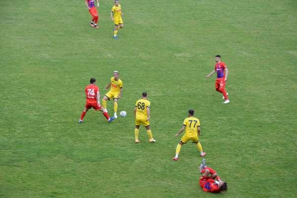 2. Lig: Tarsus İdman Yurdu: 4 - Kardemir Karabükspor: 0