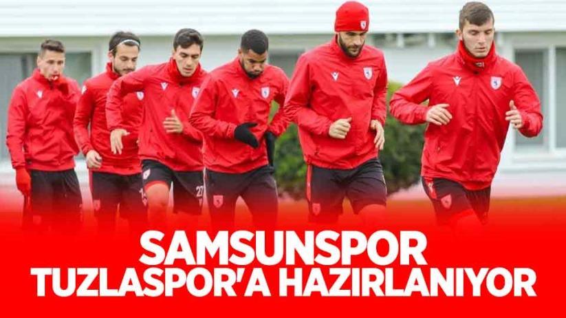 Samsunspor, Tuzlaspora Hazırlanıyor