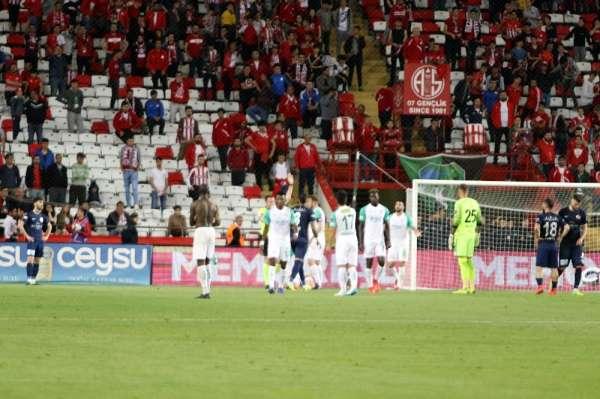 Spor Toto Süper Lig: Antalyaspor: 0 Bursaspor: 1 (Maç sonucu)