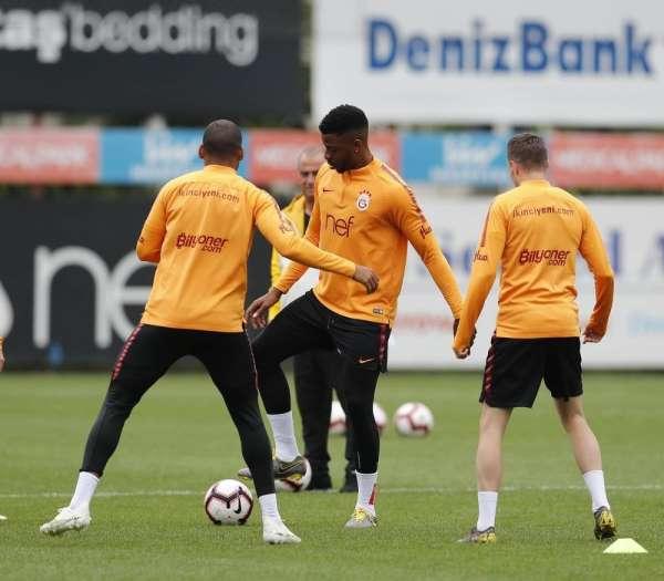 Galatasaray, Rizespor maçının hazırlıklarını tamamladı