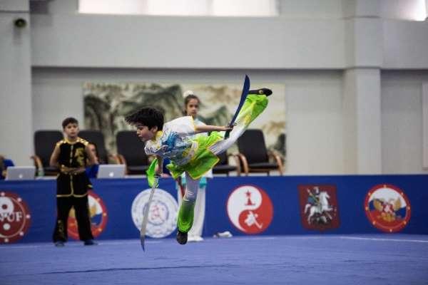 Doğa Koleji öğrencisi, Kungfu Şampiyonası'nda Avrupa ikincisi oldu