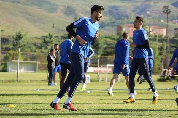 E. Yeni Malatyaspor, Erzurumspor maçının taktiğini çalıştı