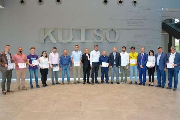 KUTSO Liderlik Akademisi ilk mezunlarını verdi