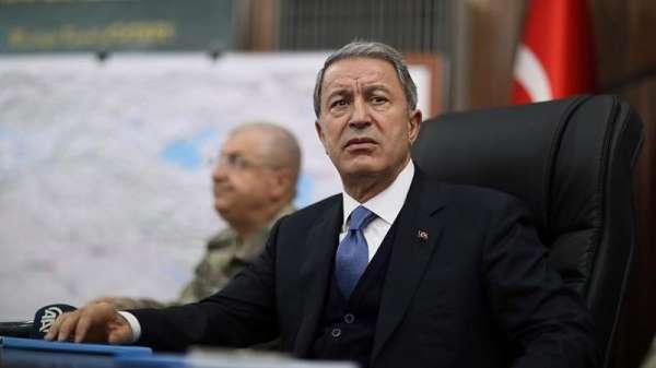 Milli Savunma Bakanı Hulusi Akar'dan Astana Mutabakatı uyarısı