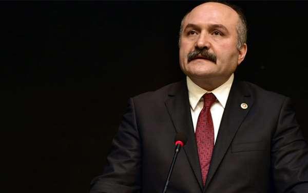 Erhan Usta MHP'den Bin TL istedi