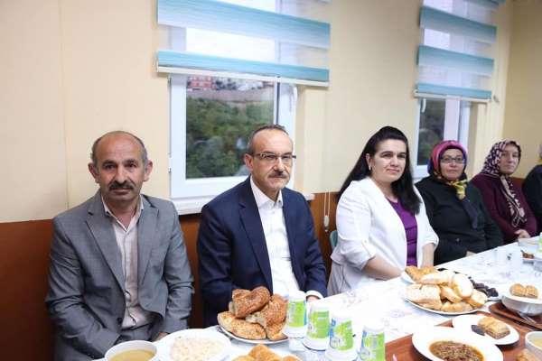 Vali Yavuz: 'Hedefimiz ilahi kelimetullahtır'