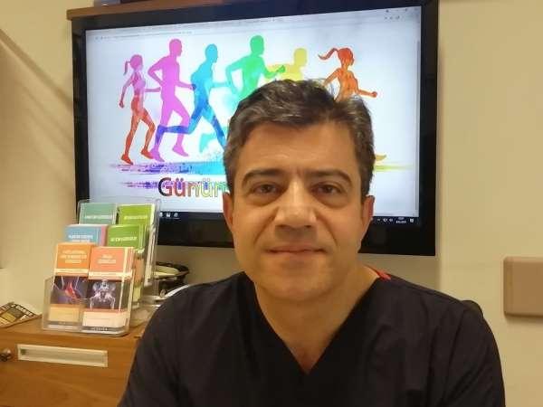 Prof. Dr. Sinan Karaoğlu: 'Ramazanda sporu bırakmak zorunda değilsiniz'