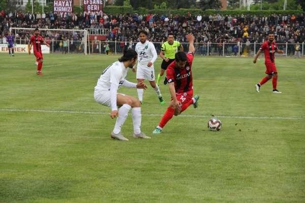 TFF 3. Lig: Yeni Çorumspor: 0 - Kocaelispor: 1