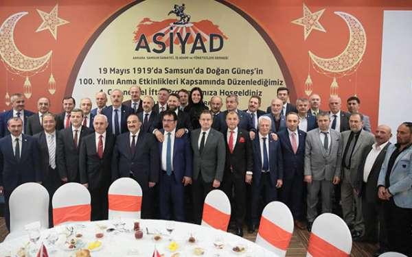 'Samsun'da tarihi mesajlar vereceğiz'