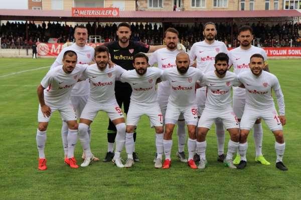 TFF 3. Lig: Nevşehir Belediyespor: 0 Tire 1922: 0