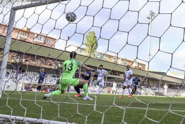 TFF 1. Lig: Ankara Keçiörengücü: 4 - Menemenspor: 1