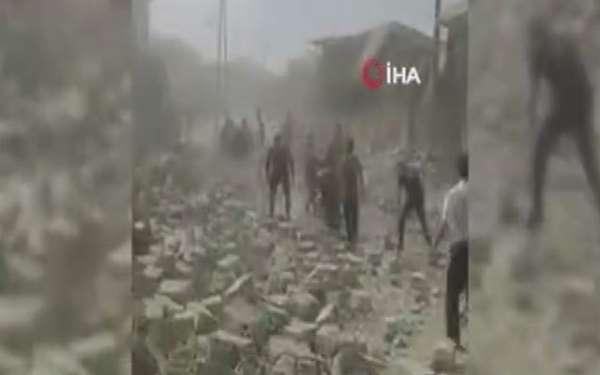 İdlib'de hava saldırısı