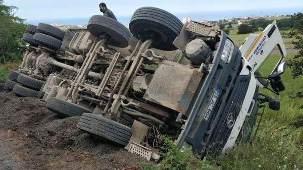 Samsunda 2020de 15 bin 645 kaza oldu