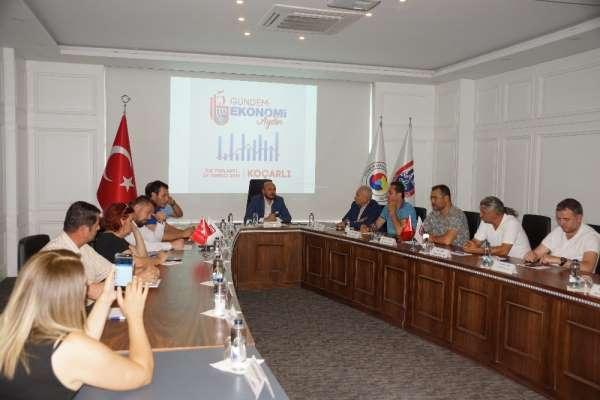 AYTO'nun 'Gündem Ekonomi' toplantıları başlıyor