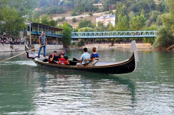 Tunceli huzur, turizm, spor ve tatil şehri oldu