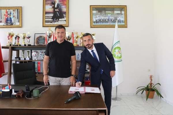 Manisa FK'da İlker Püren dönemi sona erdi