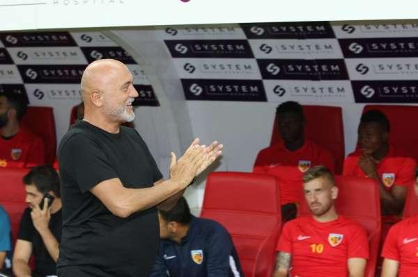 Erol Bedir: 'Lig başlamadan önce, takıma bir forvet daha kazandıracağız'