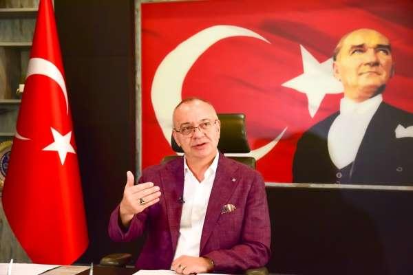 Başkan Ergünden bir müjde de Kırkağaça