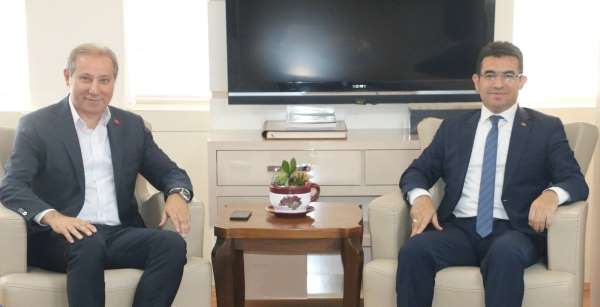 Başkan Karabacaktan esnaflara yapılandırma kanunu hatırlatması