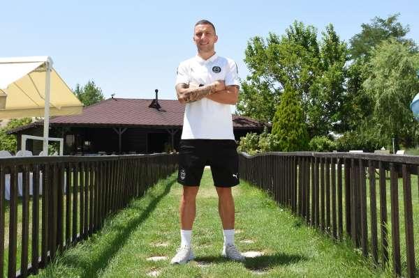 Manisa FKnın yeni transferi Andre Sousa: Takımda çok iyi bir aile ortamı var
