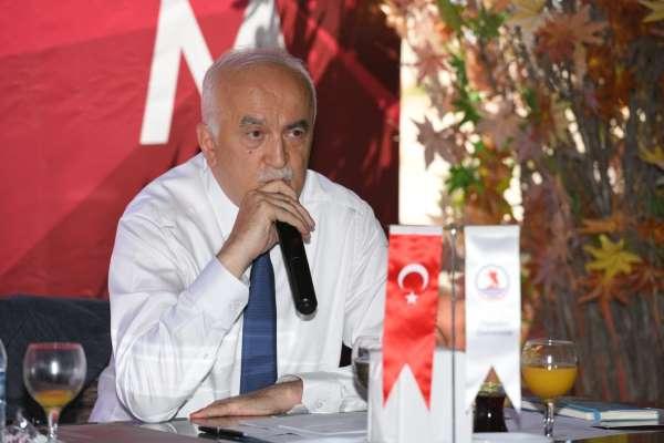 Vakıflar Genel Müdürü Ersoy OMÜ danışma kuruluna seçildi