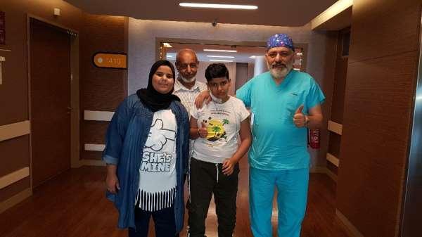 Libya'da kaza geçirdi, şifayı Türkiye'de buldu