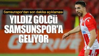 Samsunspor'dan Tomane transferi açıklaması