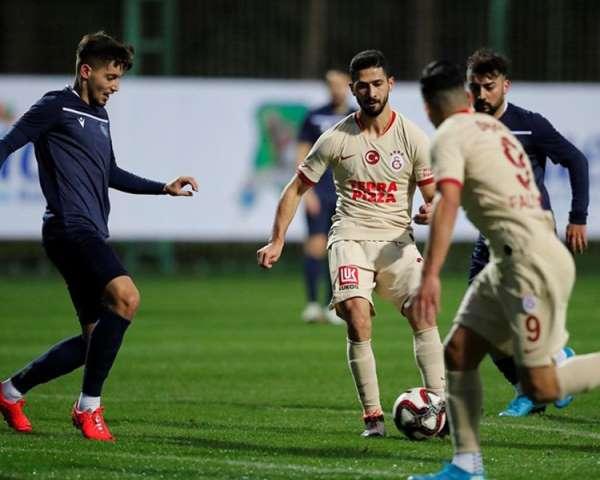 Hazırlık Maçı: Galatasaray: 1 - Adana Demirspor: 0