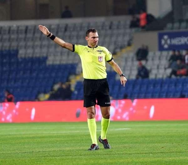 Kayserispor-Fenerbahçe maçının hakemi oldu