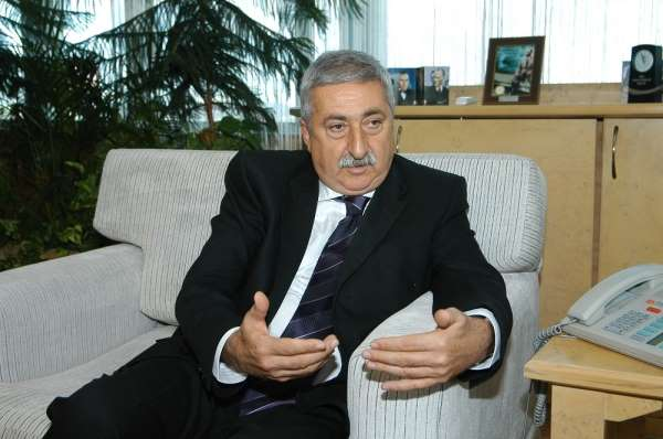 """TESK Genel Başkanı Palandöken, """"Enerji tasarrufunda milli bilinç oluşmalı"""""""