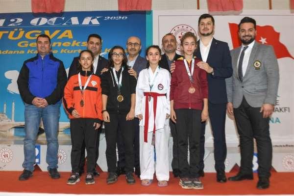 TÜGVA Adana'dan karate şampiyonası