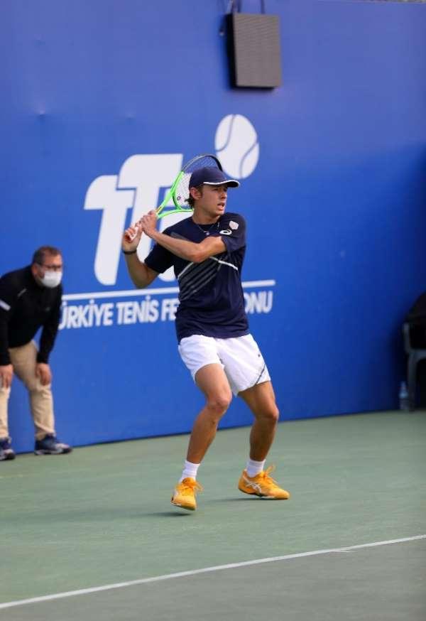 Antalya Openda yarı final Zamanı