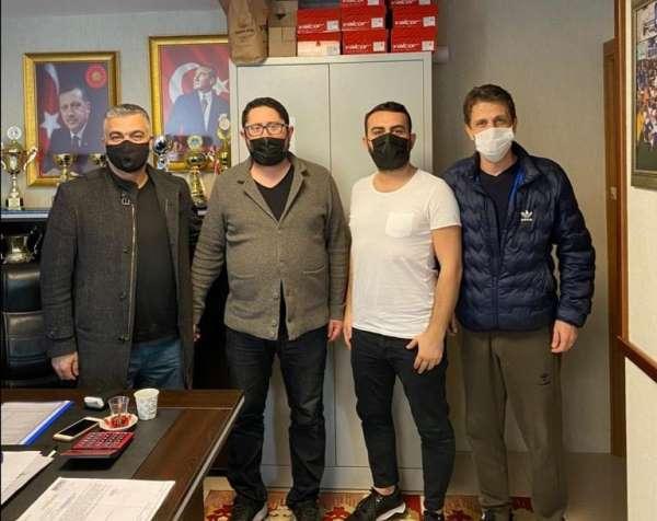 Manisa Sanayispor'dan Yunusemre Belediyespor'a ziyaret
