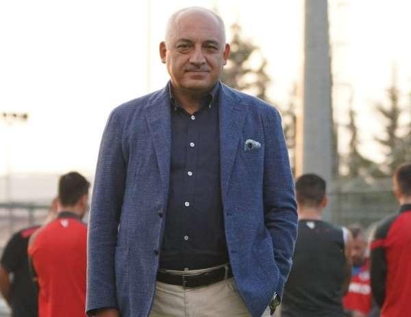 Mehmet Büyükekşi: 'Hoca arayışlarımız devam ediyor'