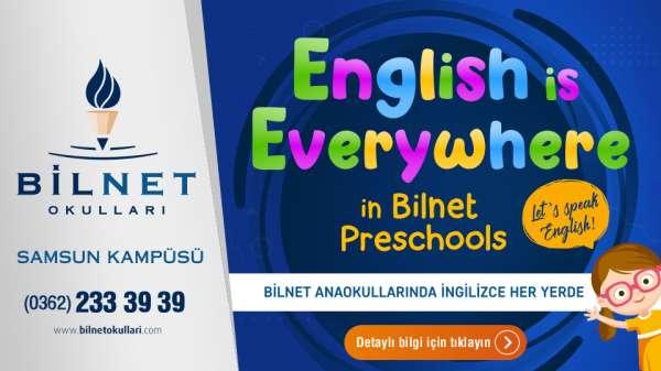Samsun BİLNET Okulları