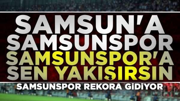 Samsunspor Manisa FK maç biletleri