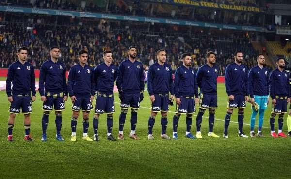 Ziraat Türkiye Kupası: Fenerbahçe: 0 - GMG Kırklarelispor: 0 (Maç devam ediyor)