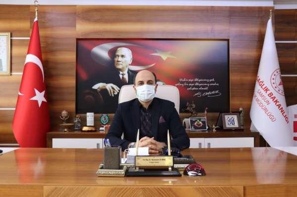 Samsun İl Sağlık Müdürü Oruç korona virüse yakalandı